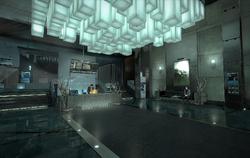 Palisade lobby