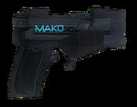 MakoBallistics9mmPistol