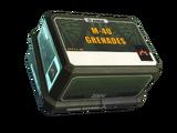Grenade Launcher Grenades (DXMD)