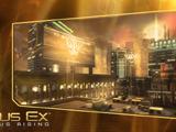 Deus Ex: The Fall unreleased content