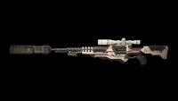 Tranquilizer rifle DXMD