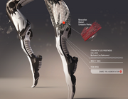CyberneticLegProsthesis