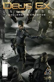 Children's Crusade issue 5 cover A