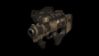 Grenade Launcher front angle DXMD