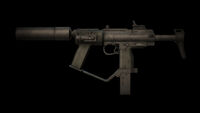 Machine Pistol DXMD
