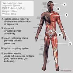 Нано-аугментации Уолтона Саймонса