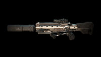Combat rifle silencer DXMD