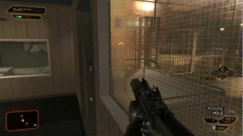 Deus Ex Human Revoliution Pre-order Bonus Mission