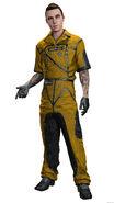 Guerrero character render