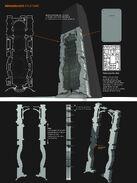 DXHR concept art - renaissance arch