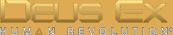 Mainpage Game Human Revolution