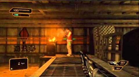 Deus Ex Human Revolution Pacifist Achievement Guide - Derelict Row Stealth Guide (6 Minutes)