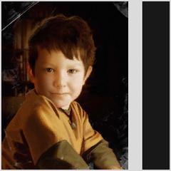 Детское фото Адама