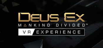 Image of Deus Ex: Mankind Divided - VR Experience