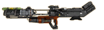 Image of LS-66 Sabre Direct Energy Rifle