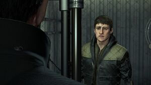 Tibor in jail