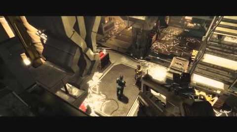 Melaina chole/Новый трейлер Deus Ex: Mankind Divided с русской озвучкой.