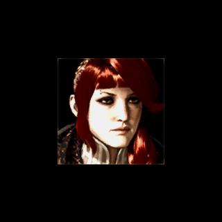 Аватар Мадам на её компьютере.