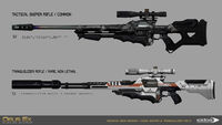 DXMD rifle skins