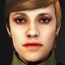 DXMD Laura Vale portrait (generic female 6)
