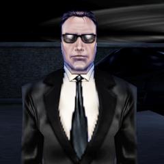 Человек в чёрном
