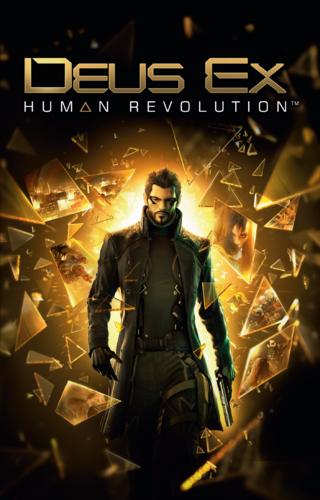 Image of Deus Ex: Human Revolution