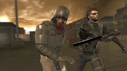 Lethal takedown 1