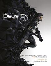 Art of deus ex universe cover