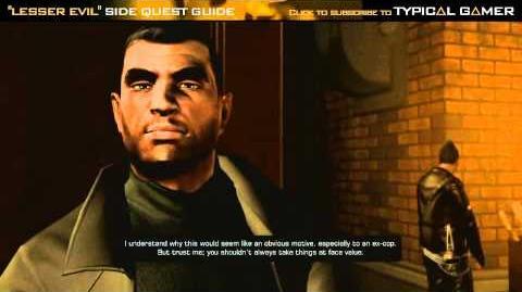 Deus Ex Human Revolution - Lesser Evil Achievement Trophy Guide