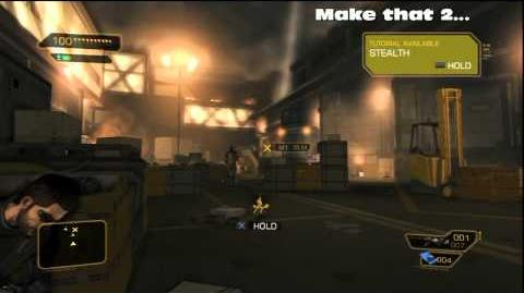 Deus Ex Human Revolution - Ghost - TheGamerInc