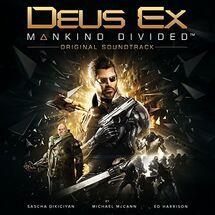 DXMD original soundtrack
