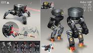 DXGO bots concept