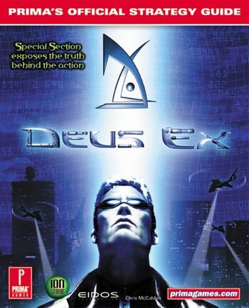 Image of Deus Ex: Prima's Official Strategy Guide
