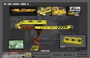 TYM crane concept