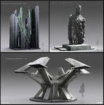 Prague street sculptures concept1