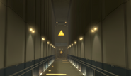 Picus subbasement corridor