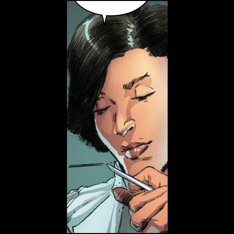 Доктор Маркович в исполнении DC Comics