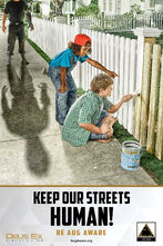 Keep Our Streets Human