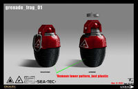 Grenade frag 01