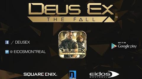 Deus Ex The Fall - Android Launch Trailer