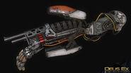 DXMD arm shotgun