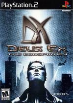 Deus Ex The Conspiracy