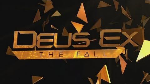 Deus Ex The Fall - Teaser