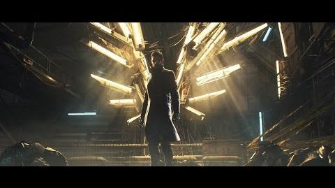 Deus Ex Mankind Divided - Announcement Trailer