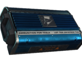 TESLA Cartridge
