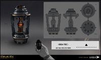 DXMD grenade concept