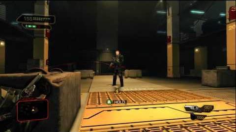 Deus Ex Human Revolution - FLAWLESS How to Beat Barrett (First Boss) Guide