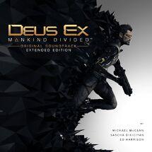 DXMD extended soundtrack