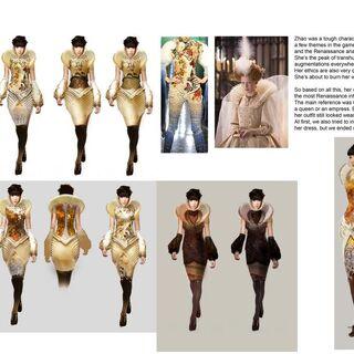 Модели Чжао