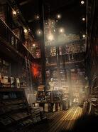 Time Machine concept store